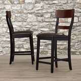 Bennett 26 Bar Stool (Set of 2) by Loon Peak®