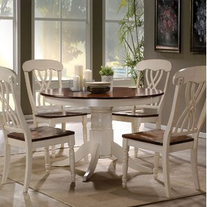 Chamberlain 5 Piece Dining Set by August ..