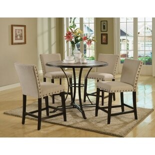 Charlton Home Nittany Counter Height Dining Table