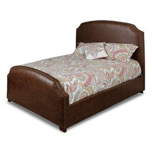 Carey Saddle Panel Bed by LYKE Home