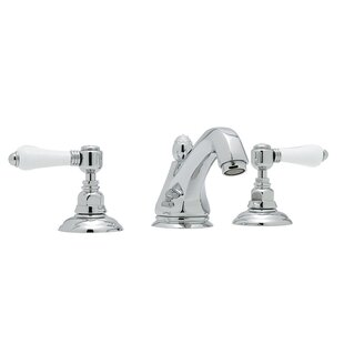 Rohl Country Widespread Bathroom Faucet with Drain Assembly