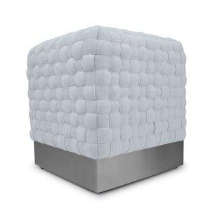 Narelle Cube Ottoman by Orren Ellis