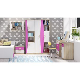 Jacey 6 Piece Bedroom Set By Isabelle & Max