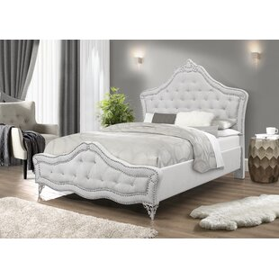 Inexpensive Parkridge Upholstered Panel Bed by Rosdorf Park Reviews (2019) & Buyer's Guide