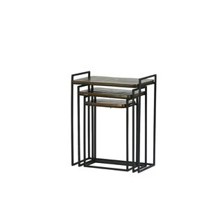 Levsko 3 Piece Nesting Tables