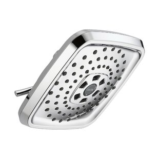 Delta Universal Showering Components 2 GPM Shower Head with H2okinetic Technology