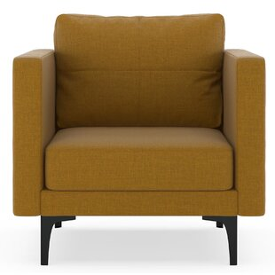 Rushmore Armchair by Brayden Studio Top Reviews