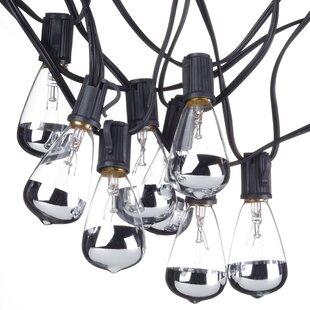 Pinheiro 10 ft. 10-Light Standard String Light