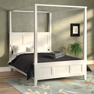 Alcott Hill Lafferty Canopy Bed
