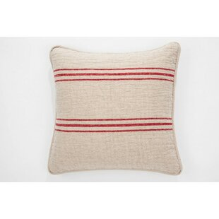 Eastampton 100% Cotton Throw Pillow