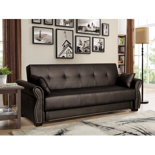Reviews Port Townsend Convertible Sofa by Red Barrel Studio