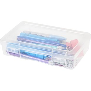 IRIS USA, Inc. Modular Pencil Case (Set of 10)