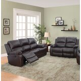 Jakobi 2 Piece Reclining Living Room Set by Red Barrel Studio®