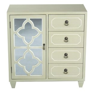 Liskeard 1 Door 4 Drawer Server by Highland Dunes