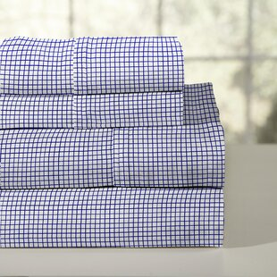 Lullaby Bedding 200 Thread Count 100% Cotton Sheet Set