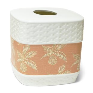 Bay Isle Home Queenstown Tissue Cover