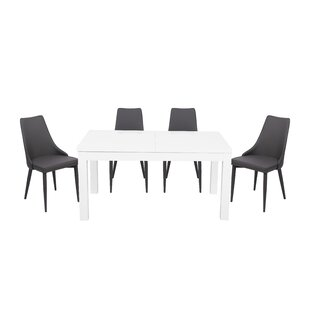William Dining Set With 6 Chairs By Wade Logan
