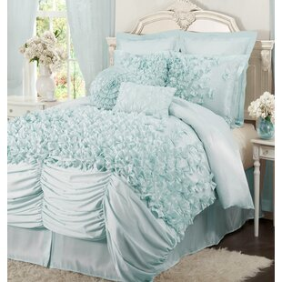 Rieke 4 Piece Comforter Set by Willa Arlo Interiors