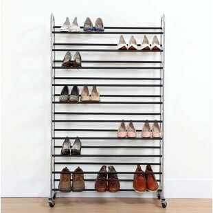 Best Reviews Engel Shoe Rack By Rebrilliant
