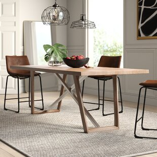 Mulkey Dining Table by Mercury Row