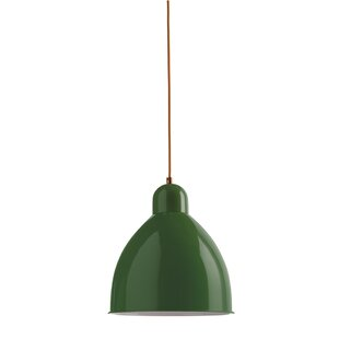 Charlton Home Lutterworth 1-Light Dome Pendant