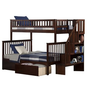 Shyann Bunk Bed with Storage by Viv + Rae