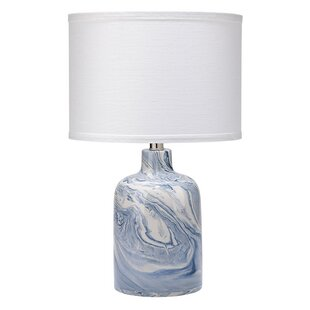 Amber Atmosphere 19 Table Lamp