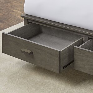 carroll storage platform bed