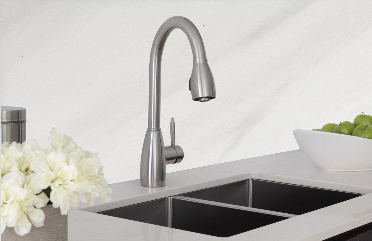 28   x 18   double bowl undermount kitchen sink stylish 28   x 18   double bowl undermount kitchen sink  u0026 reviews      rh   wayfair com