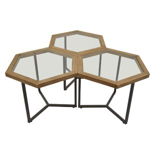 Majeic End Table (Set of 3)