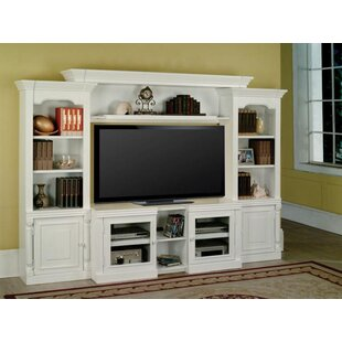 Centerburg Expandable Entertainment Center for TVs up to 60