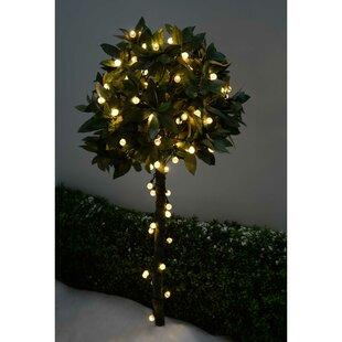 Christmas Tree Decoration Diamond Ball Chasing LED 100 Light String Lights By The Seasonal Aisle