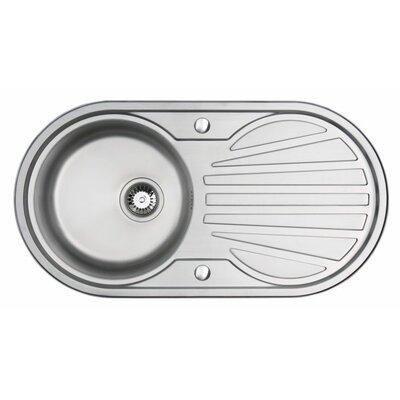 Oval Kitchen Sinks You Ll Love Wayfair Co Uk