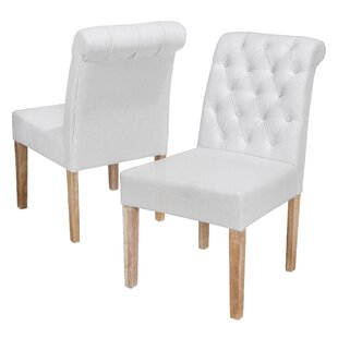 Jazlynn Side Chair (Set of 2) by Ophelia & Co.
