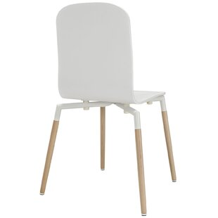 Modway Stack Dining Chair (Set of 2)