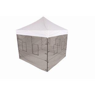 Pop Up Food Service Vendor Canopy Tent Sidewalls by Impact Instant Canopy