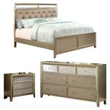 Herve Platform Configurable Bedroom Set by Willa Arlo Interiors