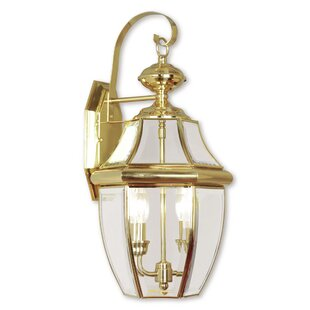 Weisberg Outdoor Wall Lantern
