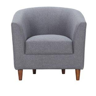 Bader Barrel Chair by Brayden Studio