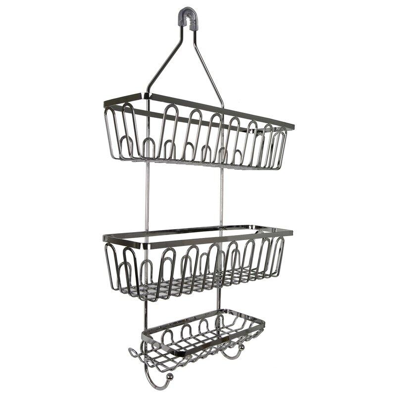R&K Bath Watson Metal Hanging Shower Caddy | Wayfair
