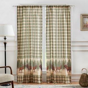 Moose Lodge Curtains