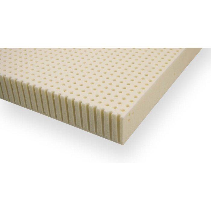 wayfair reviews pdp bed home bath latex mattress alwyn topper ca