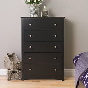 Wanda 5 Drawer Chest