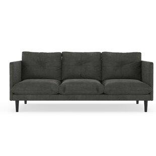 Corrigan Studio Cowles Micro Suede Sofa