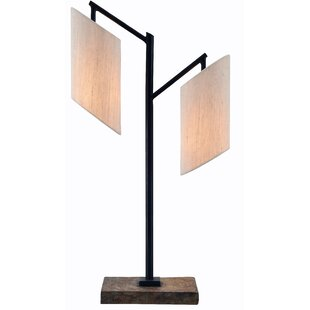 Comparison Ananke 28 Table Lamp By Wrought Studio