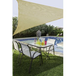 Narelle 3.5m X 3.5m Triangle Shade Sail By Sol 72 Outdoor