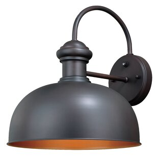 Breakwater Bay Englert Outdoor Barn Light