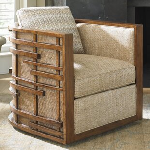 Island Fusion Semerang Armchair by Tommy Bahama Home
