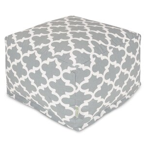 Cashwell Geometric Large Ottoman by Andover ..