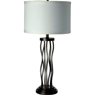 Curves 25 Table Lamp